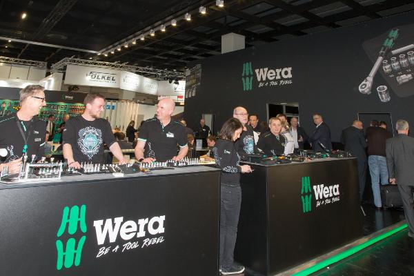 Stoisko firmy WERA | fot.Pins