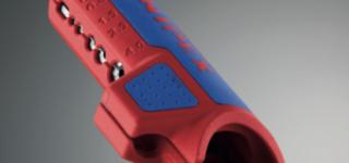 Knipex ErgoStrip®. Wszechstronny.