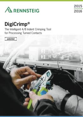 Praska z wyświetlaczem DigiCrimp