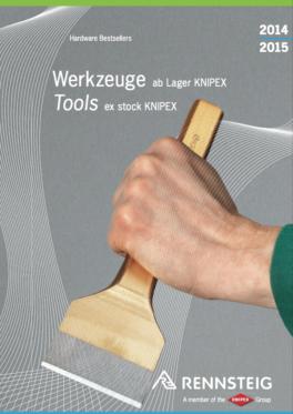 Lista narzędzi Rennsteig dostępnych w magazynie Knipexie