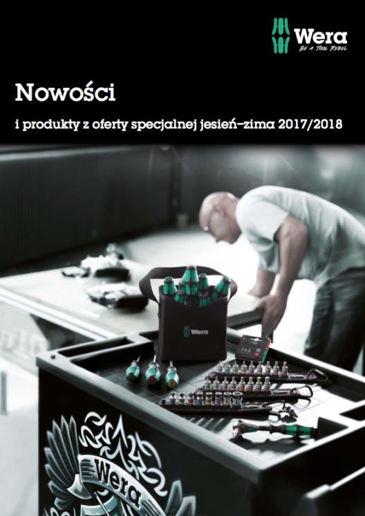 Nowości z oferty specjalnej jesień / zima 2017 / 2018