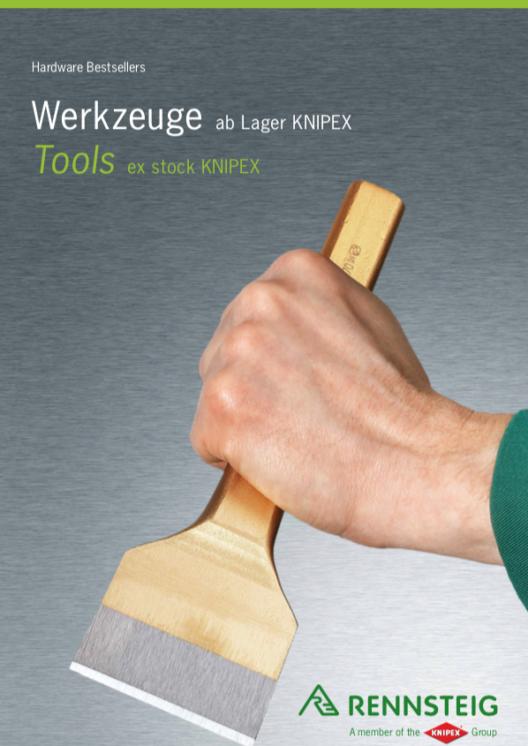 Lista narzędzi Rennsteig dostępnych w magazynie Knipex