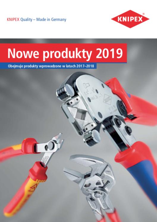 Nowe produkty 2019