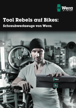 Tool Rebels dla rowerzystów j.niemiecki
