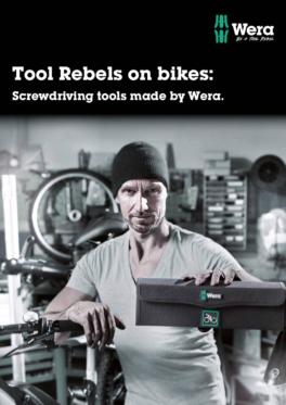 Tool Rebels dla rowerzystów j.angielski