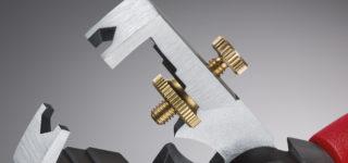 Nożyce i szczypce w jednym - Knipex Strix