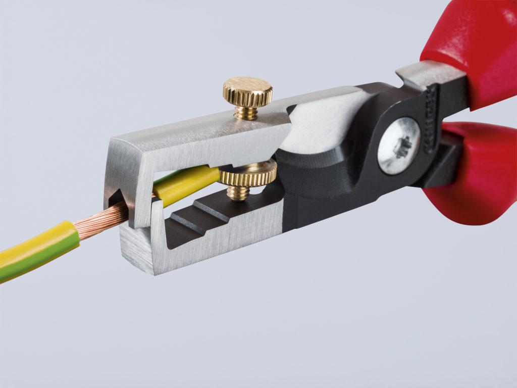 Knipex StriX - narzędzie do ściągania izolacji z kabli