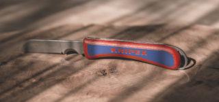 Nóż składany dla elektryków KNIPEX