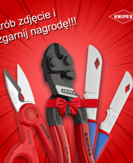 Konkurs Facebook KNIPEX