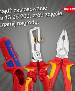 Konkurs na Facebook Knipex Polska