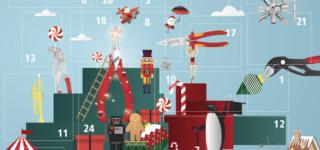 Kalendarz adwentowy KNIPEX 2019